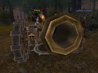 Warhammer - Trissa, Cannon