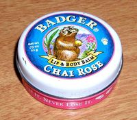 Chai Rose Tin