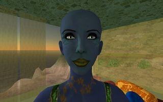 Blue Cyrena